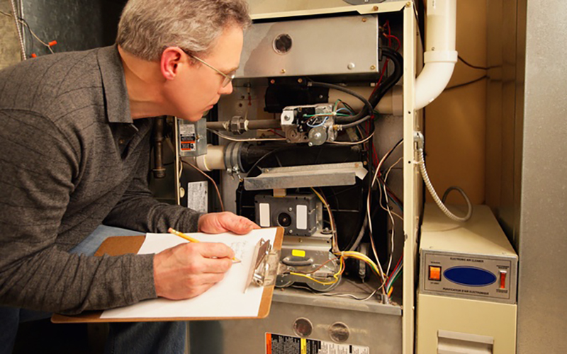 Home Furnace Inspection Missouri